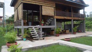 house in tuol kok